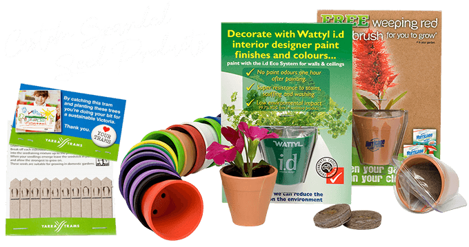 Branded Seed Products