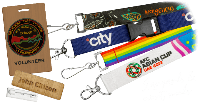 Lanyards & Event ID