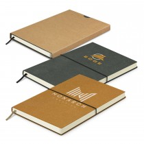 Phoenix Recycled Soft Cover Notebook custom branded-23