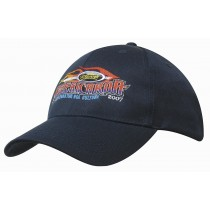 100% Recycled Earth Friendly Fabric Cap custom branded-21