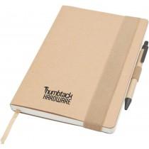Enviro Notepad Large A5, Natural custom branded-22