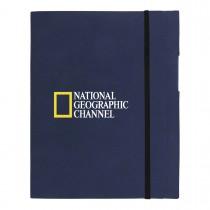 Large Tuck Journal Book custom branded-20