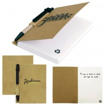 The Aria Recycled Notebook custom branded-22