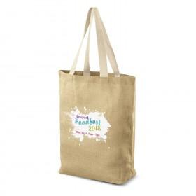 The Thera Jute Tote Bag