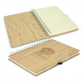 The Bamboo Notebook