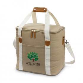 The Canvas Cooler Bag