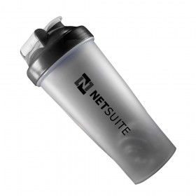 600ml Printed Protein Shakers